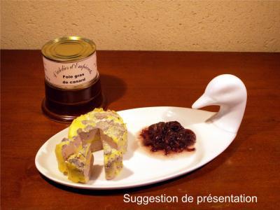 Foie gras de canard 130 g