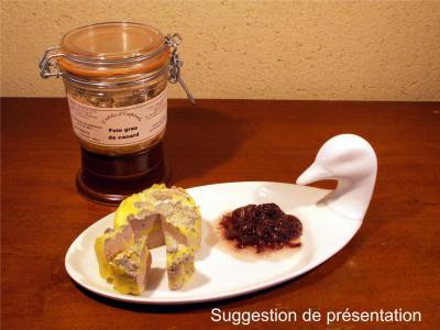 Foie gras de canard 290 g