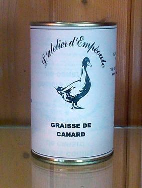 Graisse de canard 320 g