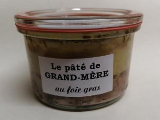 Le pâté de Grand-Mère (verrine 160g)